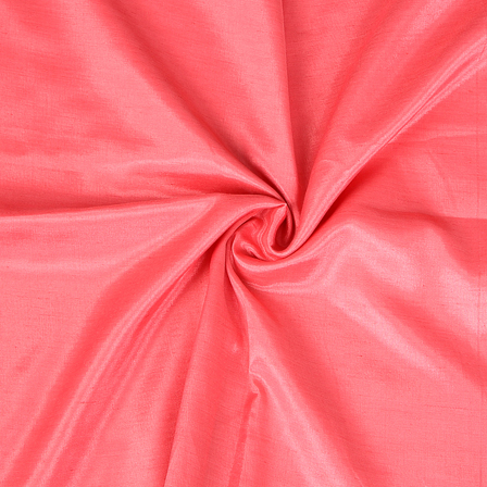 Pink Plain Santoon Fabric-65020