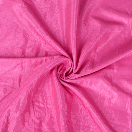 Pink Plain Santoon Fabric-65024