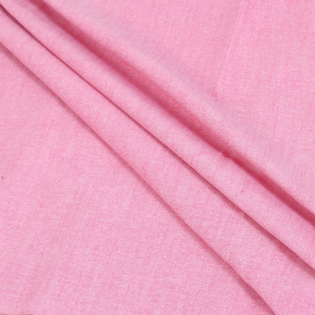 Pink Samray Handloom Cotton Fabric-40094