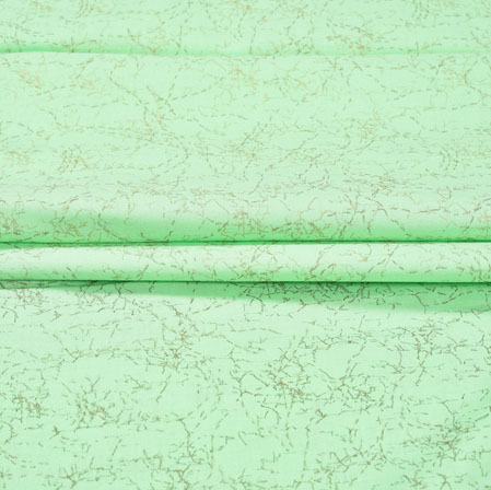 PistaGreen PistaGreen Abstract Jam Cotton Print Fabric-28196