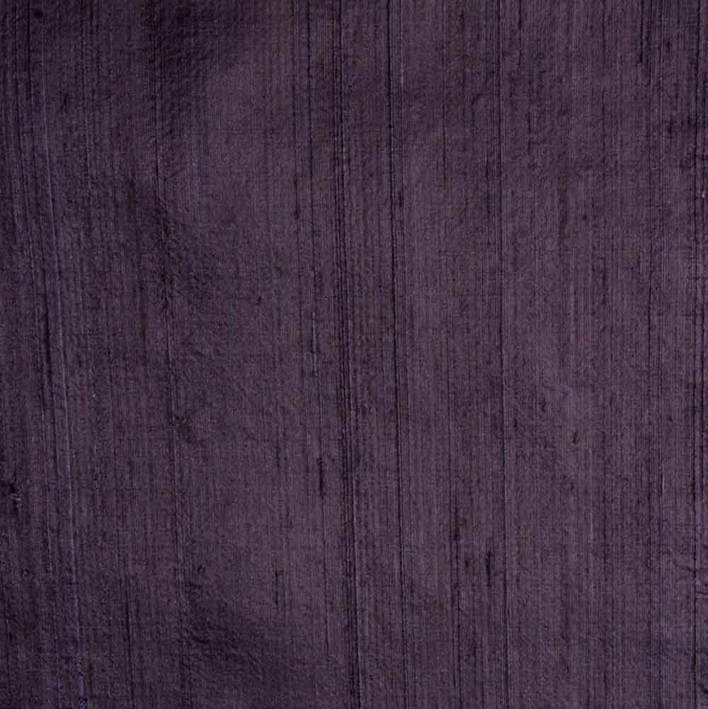 Purple Dupion Pure Raw Silk Fabric