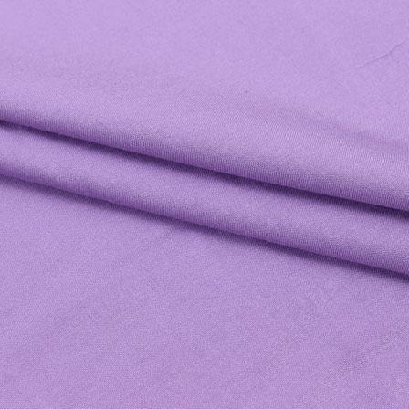 Rayon Shirt (2.25 Meter)-Purple Plain Khadi Rayon Fabric-40697
