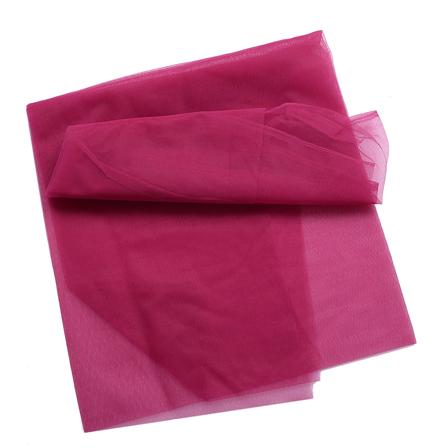 Purple Plain Net Fabric-60172