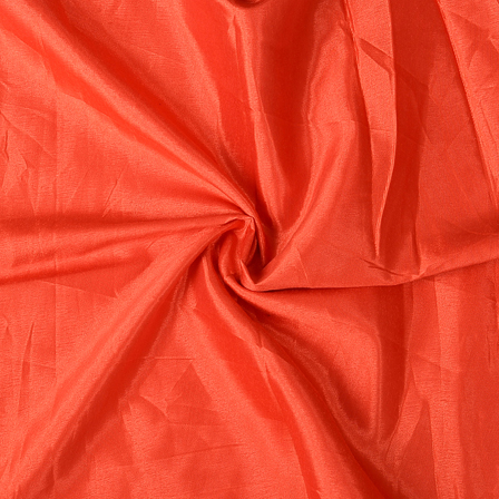 Red Plain Santoon Fabric-65013