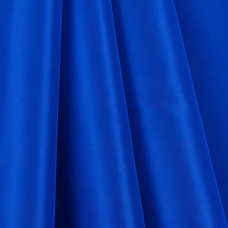 Royal Blue Silk Taffeta fabric-6515