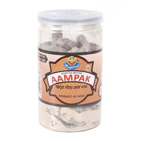 Set of 2 Khatta Mitha Aam Pak Jar-55063
