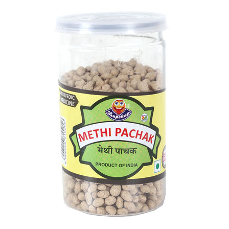 Set of 2 Methi Pachak Jar-55056