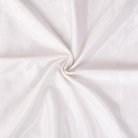 White Plain Santoon Fabric-65038