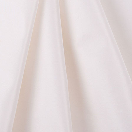 White Silk Taffeta Fabric-6518