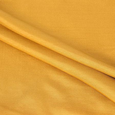 Yellow Plain Handloom Cotton Fabric-40985