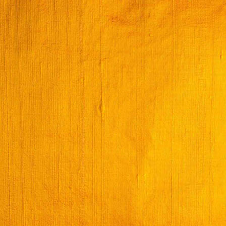 Yellow Dupion Silk Running Fabric-4890