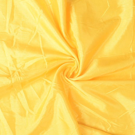 Yellow Plain Santoon Fabric-65018