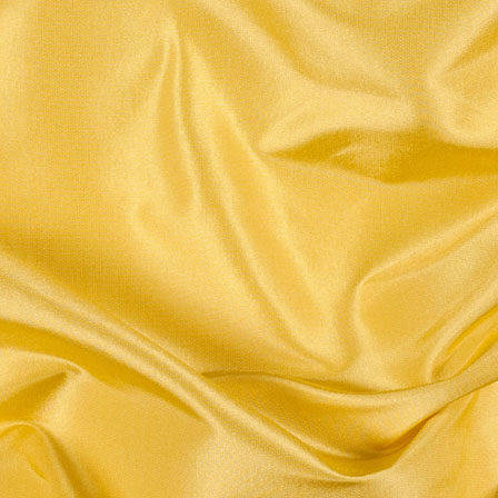 Yellow Silk Taffeta Fabric-6555