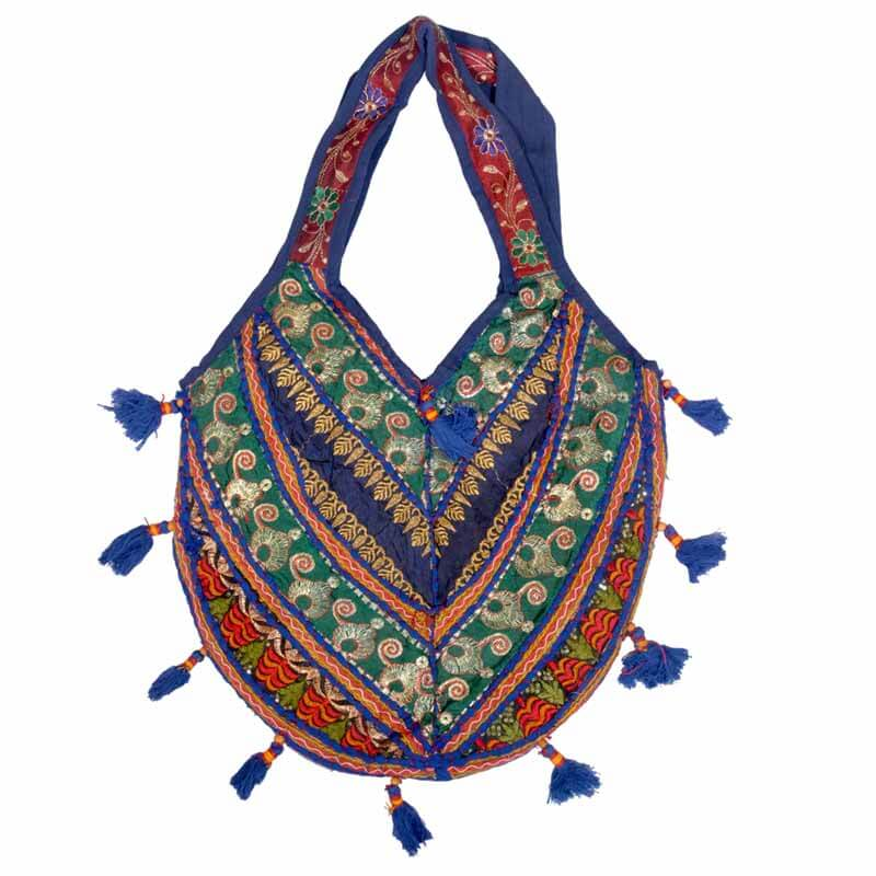 Antique Hand Crafted Banjara Shoulder Bag