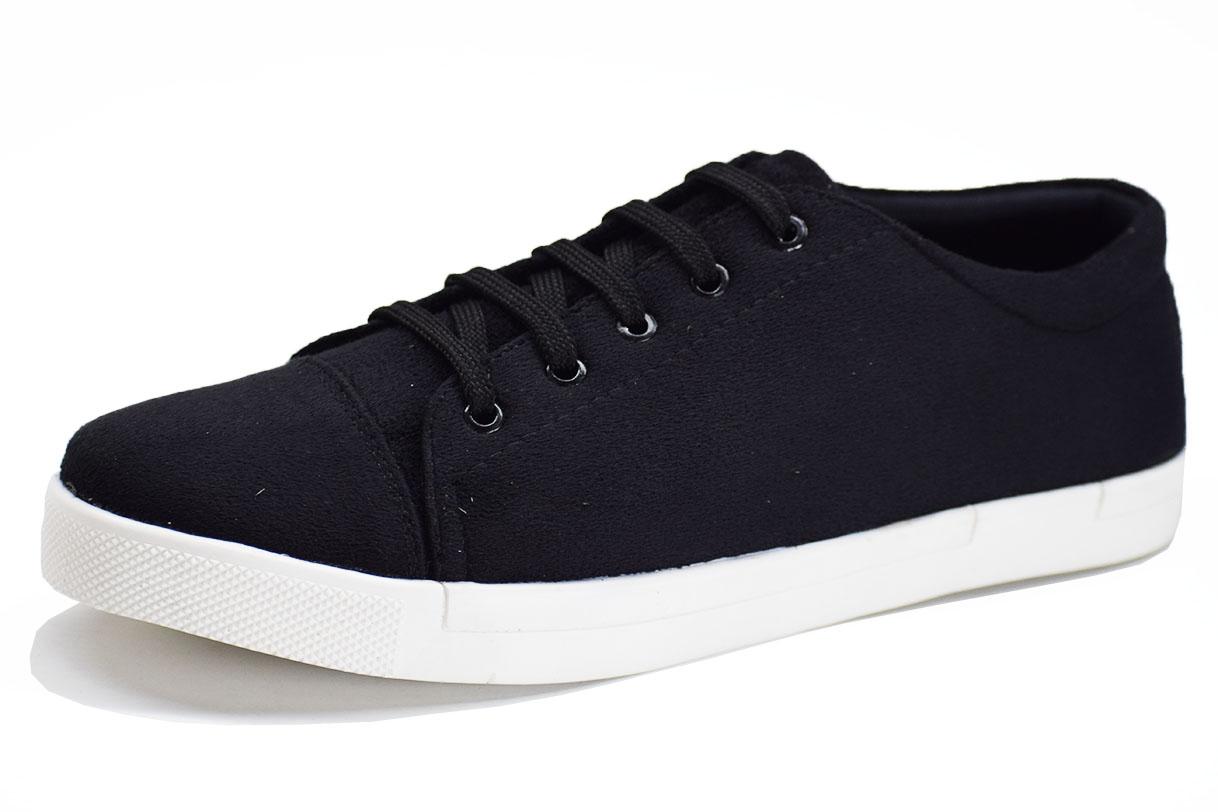 Simple Black Color Shoe-33282