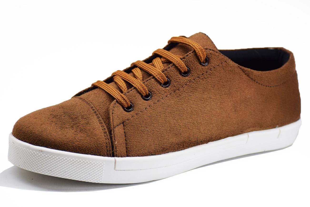 Simple Brown Color Shoe-33283