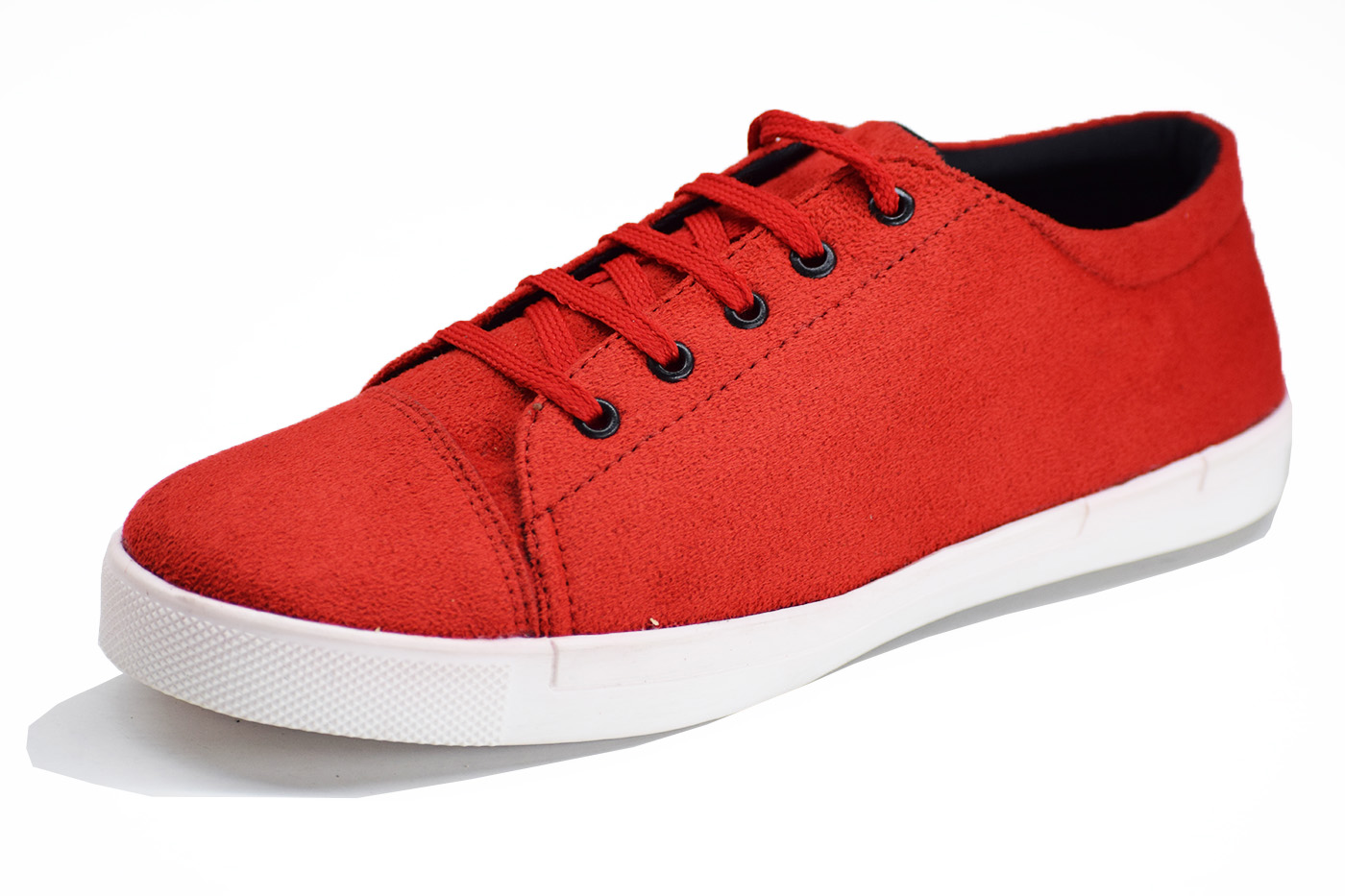Simple Red Color Shoe-33281