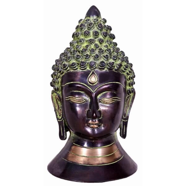 Antique Bronze Budha