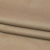 Beige Plain Wool Fabric-90106