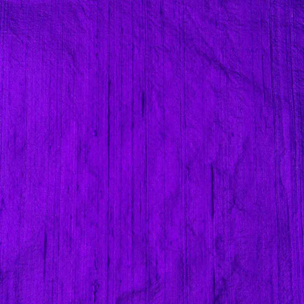 Blue Dupion Raw Silk Fabric