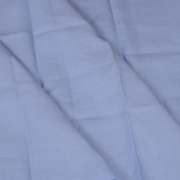 Linen Shirt (1.6 Meter) Fabric- Blue Plain Indian-90018