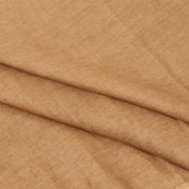 Brown-Plain-Linen-Fabric-90078