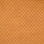 Golden small flower pattern brocade fabric-4697