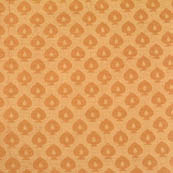 Golden tiny tree shape brocade fabric-4663