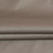 Gray Plain Cotton Silk Fabric-16444