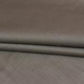Gray Plain Cotton Silk Fabric-16460