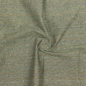 Gray Plain Handloom Khadi Cotton Fabric-40668