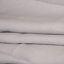 Gray Plain Indian Linen Fabric-90020