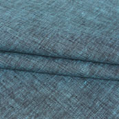 Gray Plain Linen Fabric-90088