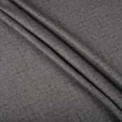 Gray Tweed Wool Fabric-40300