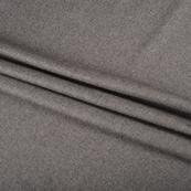 Gray Tweed Wool Fabric-40301