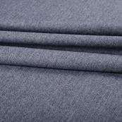 Gray Tweed Wool Fabric-40303