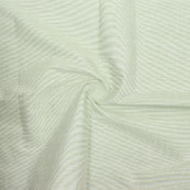 Green Plain Handloom Khadi Cotton Fabric-40675