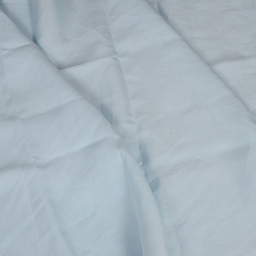 Linen Shirt (1.6 Meter) Fabric- Light Blue Plain-90021