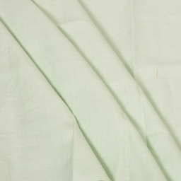 Linen Shirt (1.6 Meter) Fabric- Light Green Plain-90006