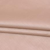 Light Purple Plain Cotton Silk Fabric-16445