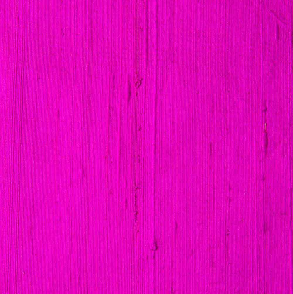 Magenta Dupion Pure Raw Silk-60-70 Grams Fabric