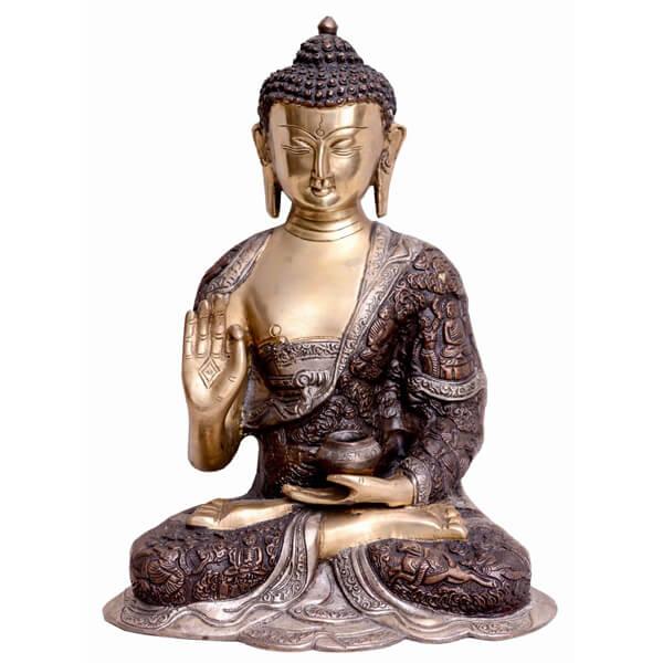 Meditation Buddha Sculpture