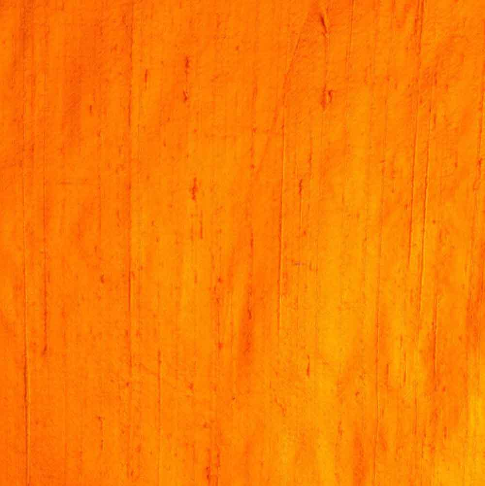 Orange Dupioni Silk Fabric