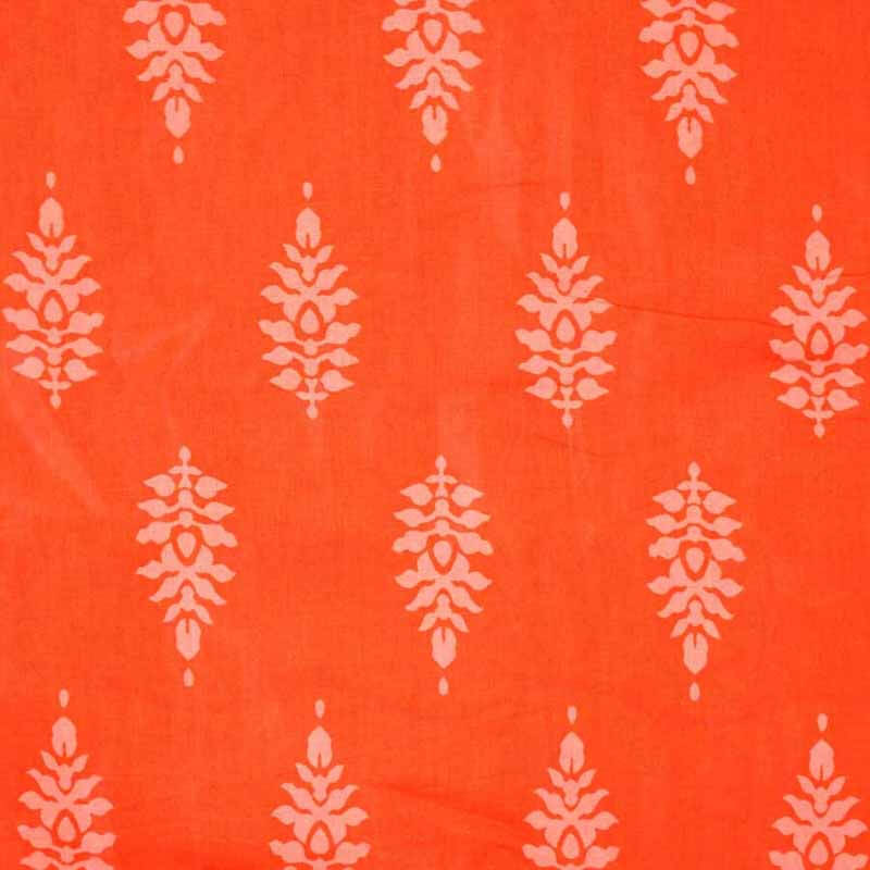 Buy pink wave design indian cotton fabric by the yard for Purchase fabric by the yard