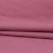 Peach Plain Cotton Silk Fabric-16434