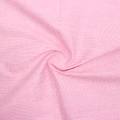 Pink Plain Handloom Khadi Cotton Fabric-40677