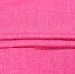 Pink Plain Linen Fabric-90140