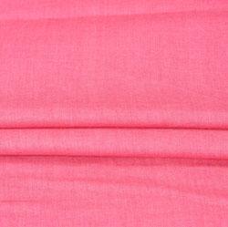 Pink Plain Linen Fabric-90149