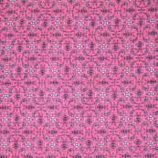 Pink unique pattern Design Indian Cotton Fabric by the Yard