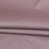 Purple Plain Cotton Silk Fabric-16458